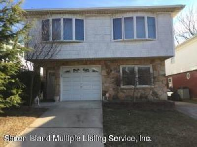 Staten Island Two Family Home For Sale: 43 Grissom Avenue