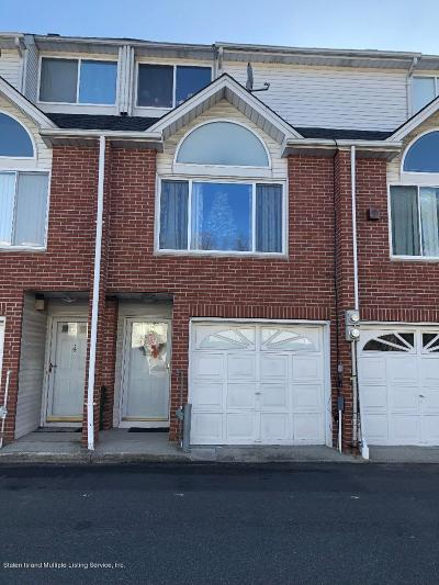 Staten Island Semi-Attached For Sale: 41 Cranford Ct