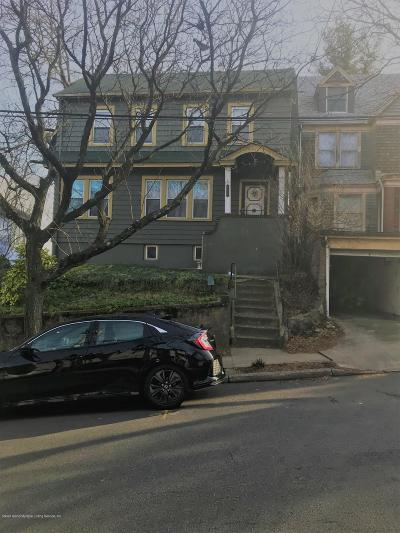 Staten Island Two Family Home For Sale: 199 Ward Avenue