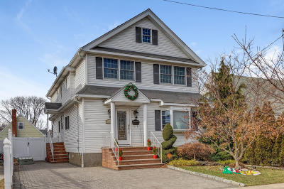 Staten Island Two Family Home For Sale: 220 Bryson Avenue