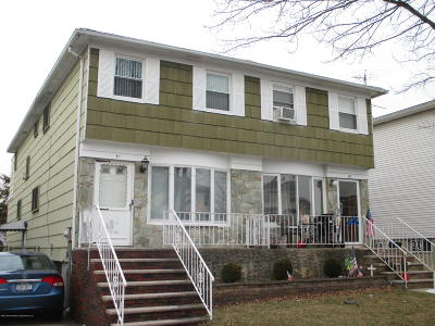 Staten Island Semi-Attached For Sale: 41 Bowling Green Place