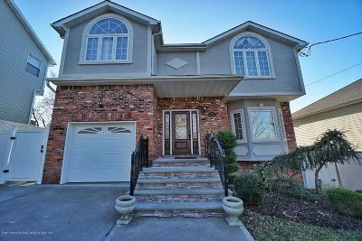 Staten Island Single Family Home For Sale: 120 Nashville Street