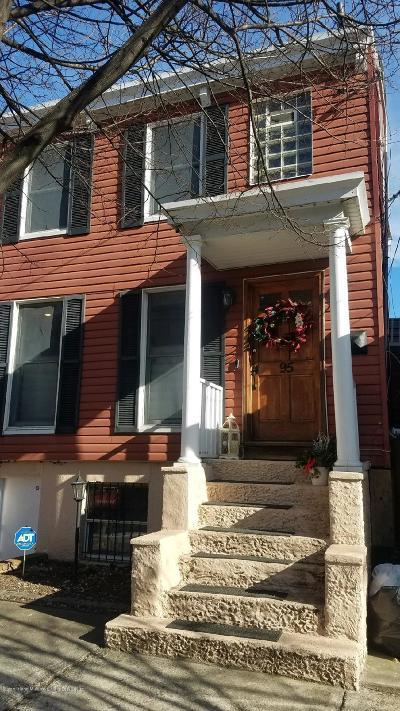 Single Family Home For Sale: 95 Monroe Avenue