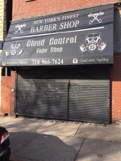 Staten Island Commercial Lease For Lease: 6343 Amboy Road