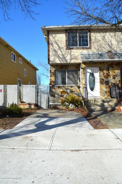 Staten Island Semi-Attached For Sale: 187 Cotter Avenue
