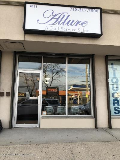 Staten Island Business Opportunity For Sale: 4011 Hylan Boulevard #C