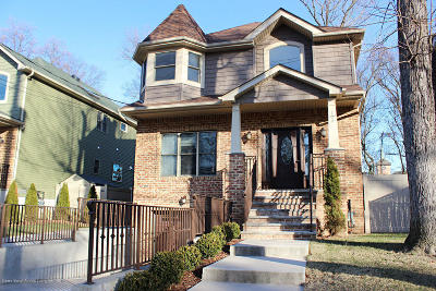 Staten Island Two Family Home For Sale: 109 Madsen Avenue