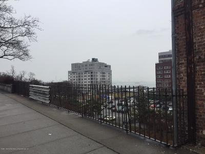 Staten Island Residential Lots & Land For Sale: Bay Street