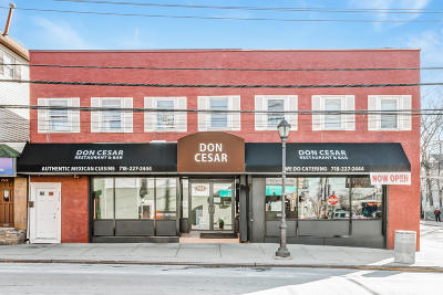 Staten Island Commercial For Sale: 261-265 Main Street