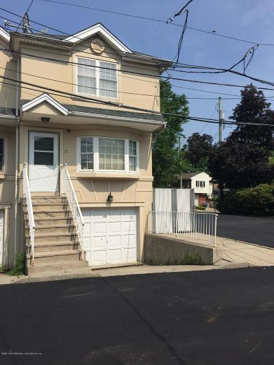 Staten Island Semi-Attached For Sale: 27 Erwin Court