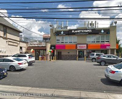 Staten Island Commercial Lease For Lease: 895 Huguenot Avenue #C