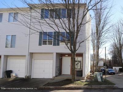 Staten Island Semi-Attached For Sale: 128 Ilyssa Way