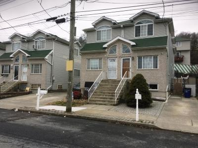 Staten Island Semi-Attached For Sale: 256 Rhine Avenue