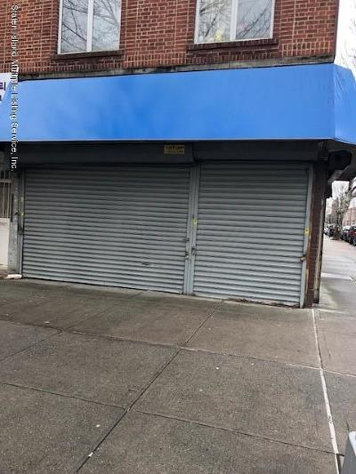 Brooklyn Commercial Lease For Lease: 6802 20th Avenue