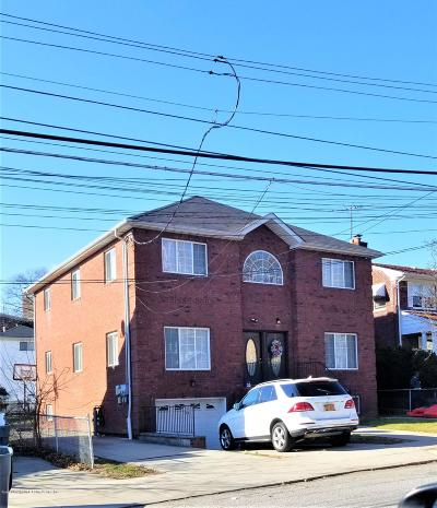 Staten Island Two Family Home For Sale: 80 Kensington Avenue