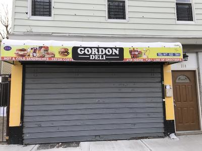 Staten Island Commercial Lease For Lease: 214 Gordon Street