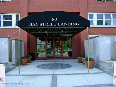 Staten Island Condo/Townhouse For Sale: 80 Bay Street Landing #7-C