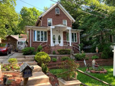 Staten Island Single Family Home For Sale: 391 St George Road