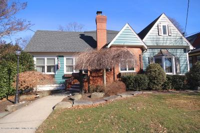 Staten Island Single Family Home Acceptance: 83 Cloister Place