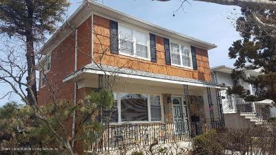 Staten Island Single Family Home For Sale: 647 Klondike Avenue