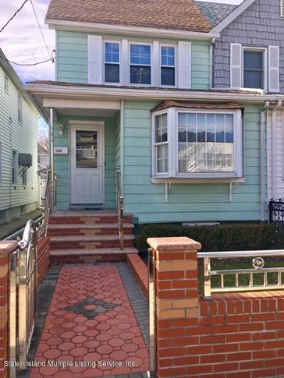 Kings County Semi-Attached For Sale: 1520 E 54th Street