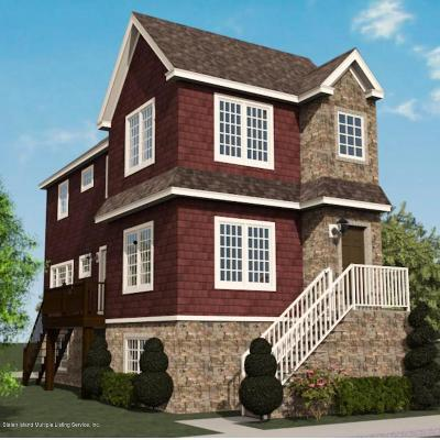 Staten Island Single Family Home For Sale: 2a Taylor Court