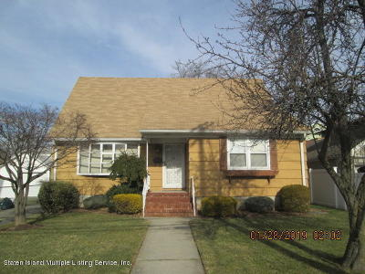 Two Family Home For Sale: 209 Lincoln Avenue