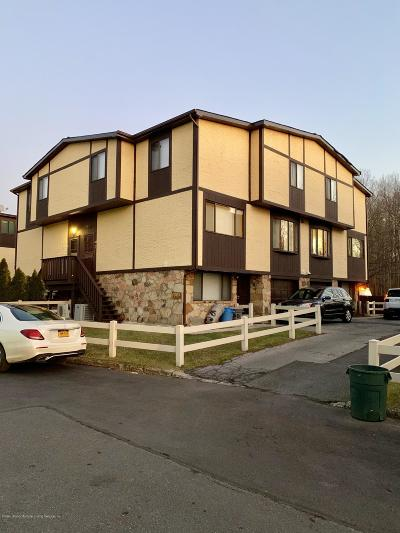 Staten Island Semi-Attached For Sale: 36 Parkview Loop