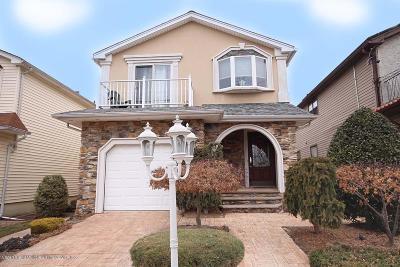 Staten Island Two Family Home For Sale: 945 Rathbun Avenue