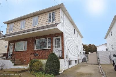 Staten Island Semi-Attached For Sale: 52 Prol Place