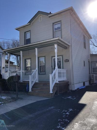 Single Family Home For Sale: 5870 Amboy Road