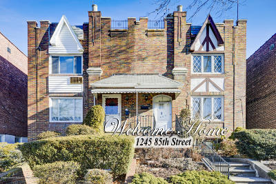 Kings County Semi-Attached For Sale: 1245 85th Street