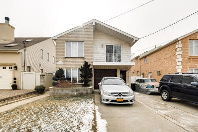 Two Family Home For Sale: 7320 Hylan Boulevard
