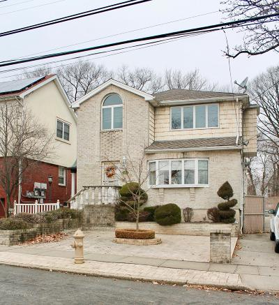 Staten Island Single Family Home For Sale: 55 Leslie Avenue