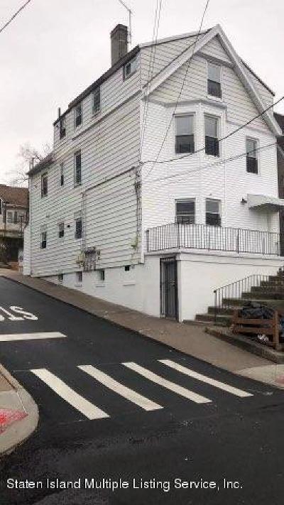 Staten Island Rental For Rent: 80 Van Buren Street