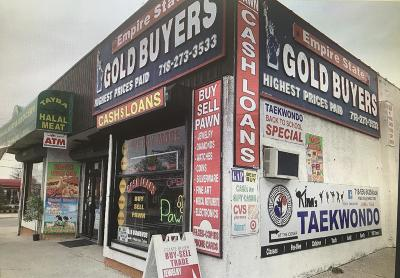 Staten Island Commercial Lease For Lease: 1891 Victory Blvd #1b