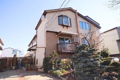Staten Island Semi-Attached For Sale: 325 Colon Avenue