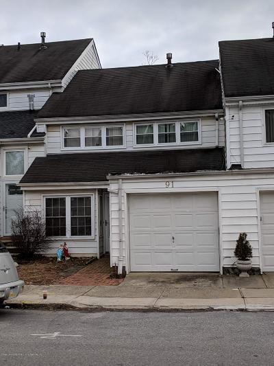 Staten Island Single Family Home For Sale: 91 Dover Green