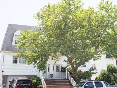 Staten Island Semi-Attached For Sale: 127 Kelly Boulevard