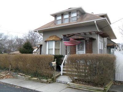 Staten Island Single Family Home For Sale: 306 Ellsworth Avenue