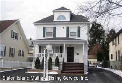Staten Island Single Family Home For Sale: 7247 Amboy Road
