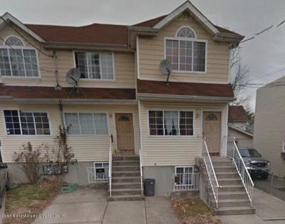 Staten Island Two Family Home For Sale: 157 Blackford Avenue