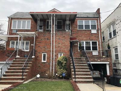 Kings County Two Family Home For Sale: 1122 Ave Y