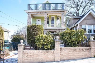 Staten Island Two Family Home For Sale: 15 University Place