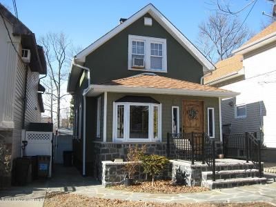 Staten Island Single Family Home For Sale: 502 Yetman Avenue