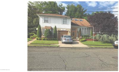 Staten Island NY Single Family Home For Sale: $1,195,000