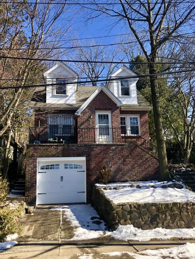 Staten Island Two Family Home For Sale: 115 Rugby Avenue