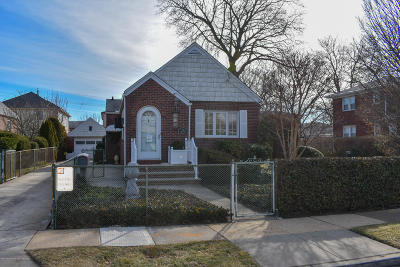 Staten Island Single Family Home For Sale: 170 Mill Road