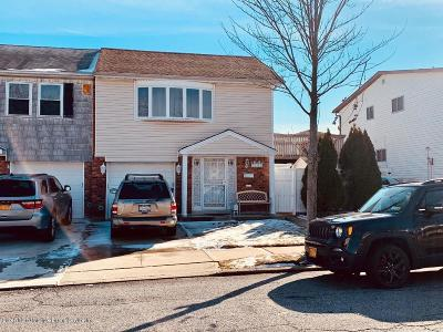 Staten Island Semi-Attached For Sale: 106 Ladd Avenue
