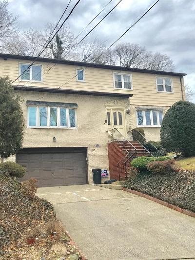 Staten Island NY Single Family Home For Sale: $874,900